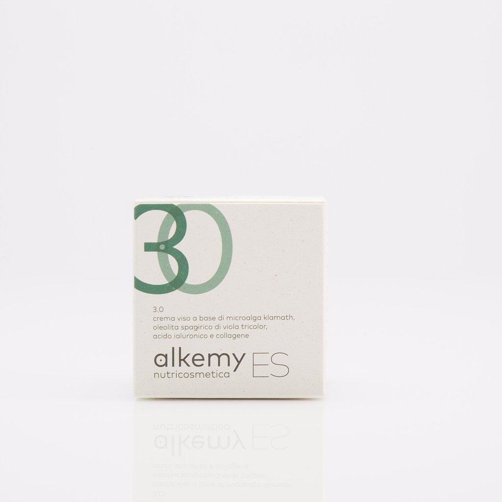 Image of Alkemy Es 3.0 Crema Viso Effetto Lifting A Base Di Microalga Di Klamath 50ml 927242279