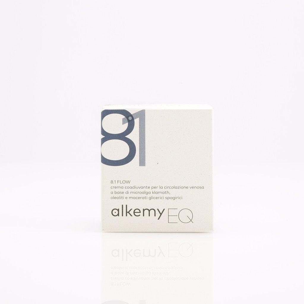 Image of Alkemy Eq 8.1 Flow Coadiuvante Per La Circolazione Venosa A Base Di Alga Klamath 60ml 927242356