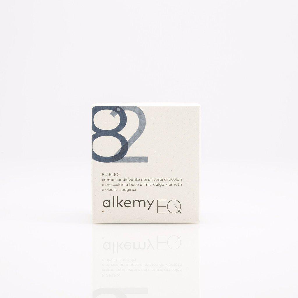 Image of Alkemy Eq 8.2 Flex Coadiuvante Nei Disturbi Articolari A Base Di Microalga Klamath 60ml 927242368