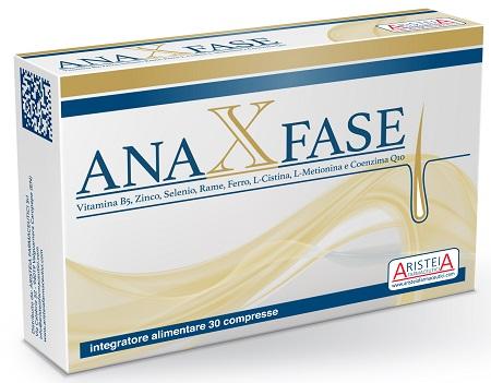 Image of AnaXfase Integratore Alimentare 30 Compresse 927296855