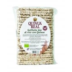 La Finestra sul Cielo Quinua Real Soffiette di Riso con Quinoa 130g