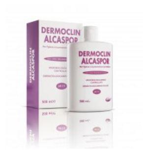 Dermoclin Alcaspor Detergente Delicato 500ml