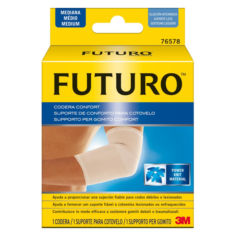 Image of 3M Futuro Comfort Supporto Gomito Taglia S 930375062