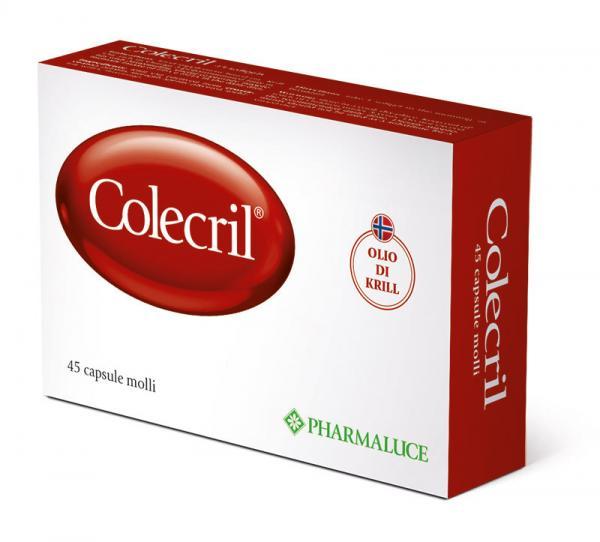 Image of Colecril Integratore Alimentare 45 Capsule Molli