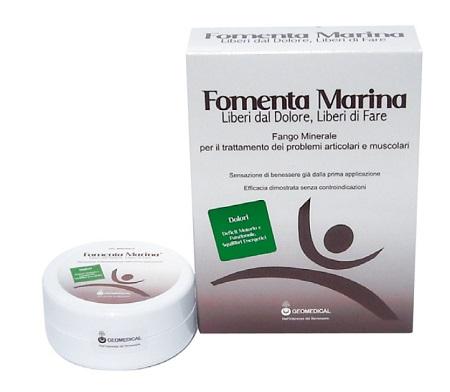 Image of GeoMedical Fomenta Marina Fango Minerale 150g 930502048