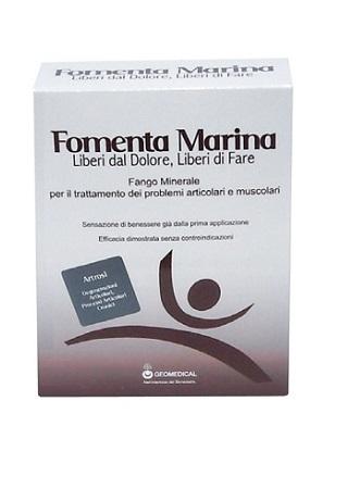 Image of Fomenta Marina Fango Minerale Per Il Trattamento Dei Problemi Articolari E Muscolari 5 Buste 150ml 930502075