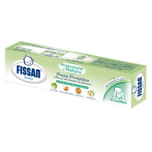 Image of FISSAN NATURAL CARE PASTA PROT 75M 930529553