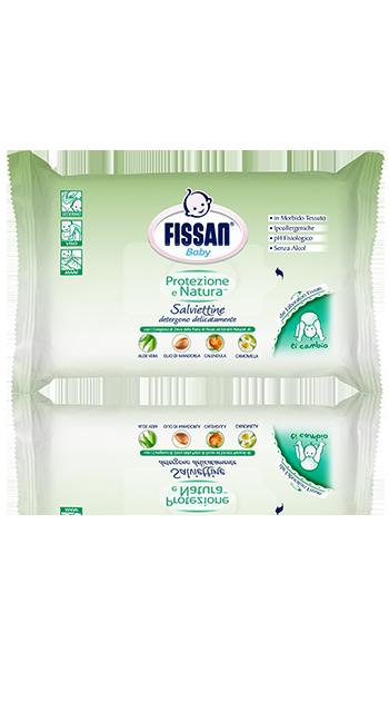 Image of *FISSAN NATURAL CARE SALVIETTE 63 P 930529627
