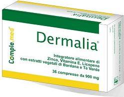 Image of Dermalia Integratore Alimentare 36 Compresse 930587199