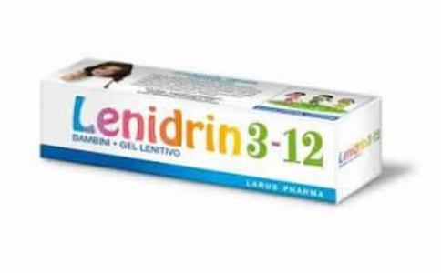 Lenidrin Gel Lenitivo Bambino 3-12