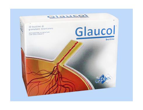 Farmaplus Italia Glaucol Bustine Integratore Alimentare 30 Bustine