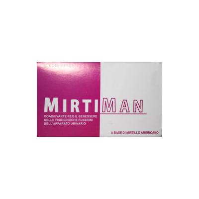 Image of Elliman Mirtiman Integratore Alimentare 30 Compresse 930652603