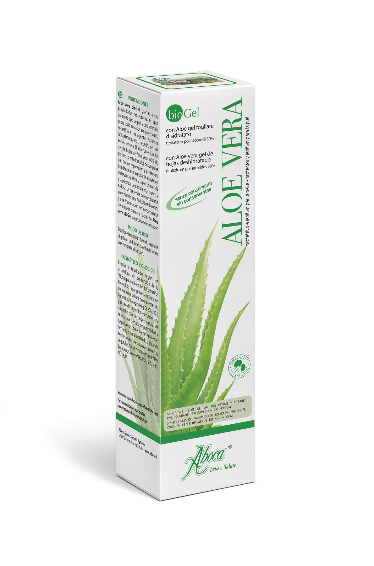 Image of Aboca Biogel Aloe 100ml 930931377