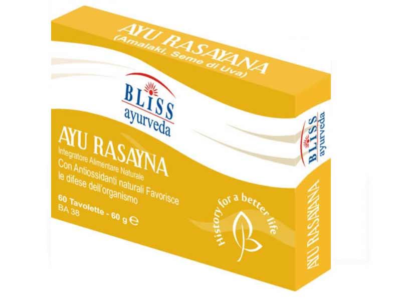 Image of Ayu Rasayana Integratore Alimentare 60 Compresse 930967878