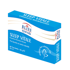 Image of Ayurera Sleep Vitale Integratore Alimentare 60 Compresse 930967967