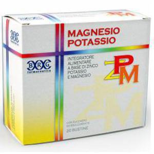 Image of Brg Farmaceutica Zpm Integratore Alimentare 20 Bustine 931058578