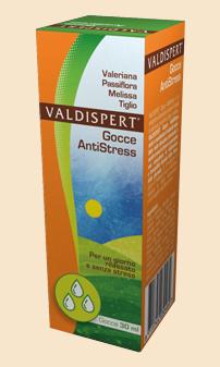 Valdispert Gocce Antistress 30ml