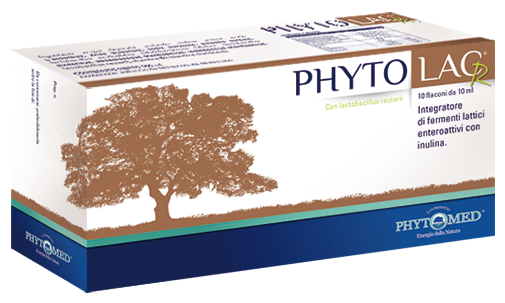 Phytolac R Integratore Di Fermenti Lattici 10Flaconi Da 10ml