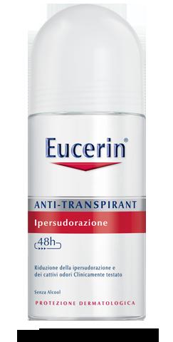 Image of Eucerin 48h Anti-Transpirant Roll-On 50ml 931469617