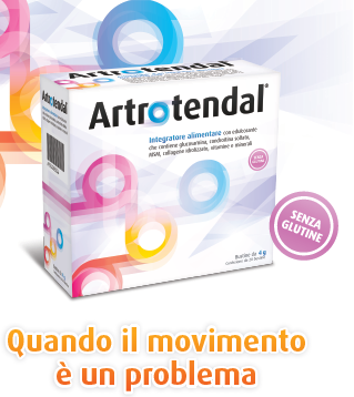 Image of Artrotendal Integratore Alimentare 20 Bustine 931582516