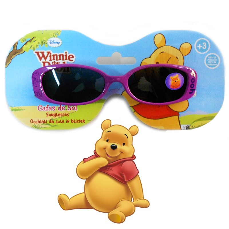 Image of Disney Infant Occhiali Da Sole Winnie The Pooh Black 932701028