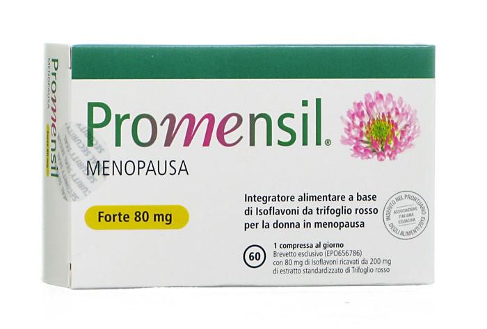 Named Promensil Forte Integratore Alimentare 60 Compresse
