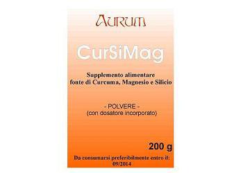 Image of Aurum Cursimag Polvere 200g 932715143