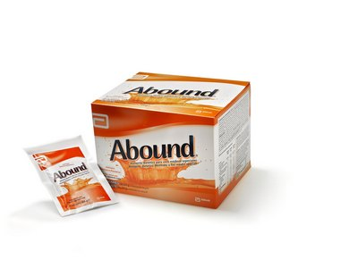 Image of Abbott Abound Integratore Alimentare Gusto Arancia 30 Bustine Da 24g 932772421
