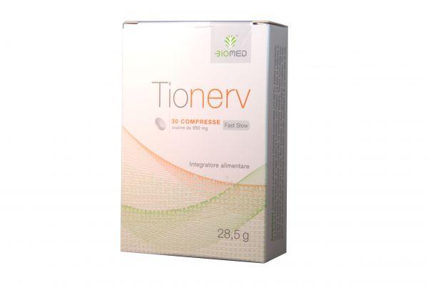 Image of Biomed Tionerv Integratore Alimentare 30 Compresse 932774490