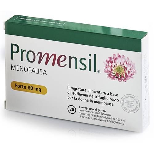 Named Promensil Forte Integratore Alimentare 30 Compresse