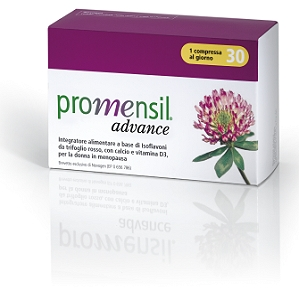 Named Promensil Advance Integratore Alimentare 30 Compresse