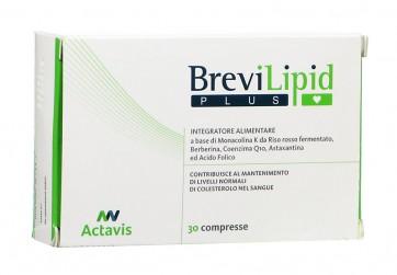 Image of Brevilipid Plus Integratore 30 Compresse 933403267