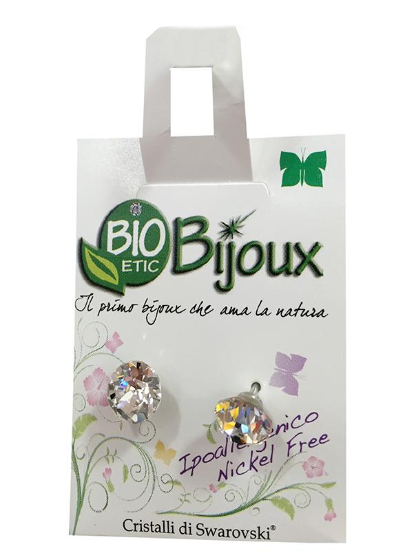 Image of Bioetic Bijoux Brillantino Xilion 7,15 mm Crystal 933432559