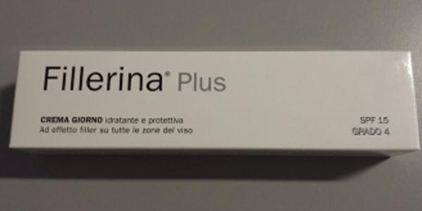 Labo Fillerina Plus Crema Giorno Preparato Grado 4 Tubo 50ml