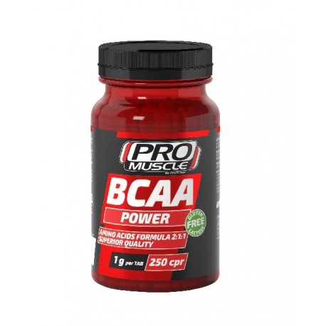 ProAction ProMuscle BCAA Power Easy Quality 250g