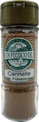 Un Pizzico Di Cannella Cassia Polvere Biologico 30g