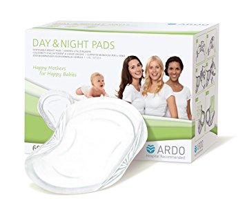 Image of Ardo Day & Night Coppette Assorbilatte Monouso 30 Coppette 934432954