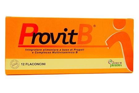 Image of Provitb Propoli +B 12 Flaconi 10ml 934458288