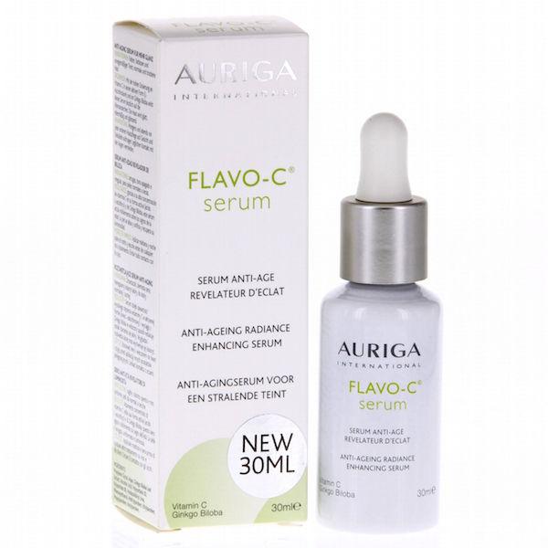 Image of Auriga Flavo C Serum Linea Anti-Aging 30ml 934507411