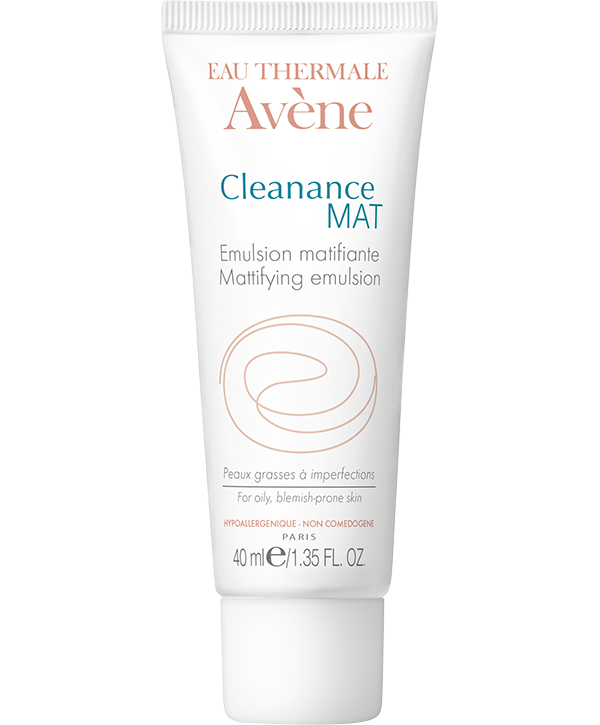 Avene CleananceE Mat Emulsione Opacizzante 40ml