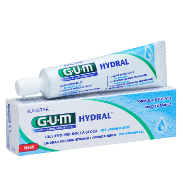 Image of Sunstar Gum Gel Idratante Idratante 50ml
