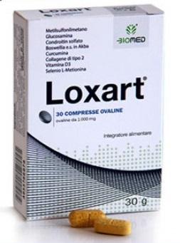 Image of Loxart Integratore Alimentare 30 Compresse 934824665