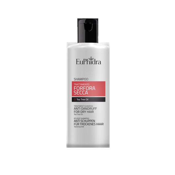 Euphidra Shampoo Trattamento Forfora Secca 200ml