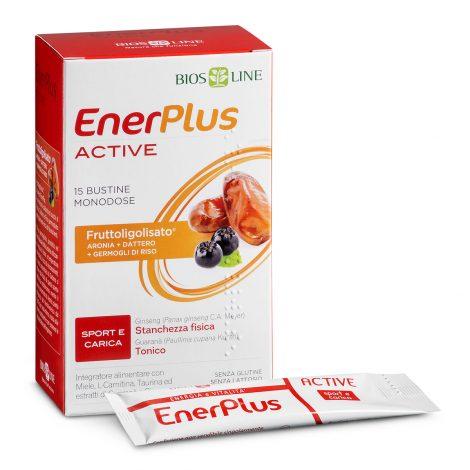 Bios Line Enerplus Active Integratore Alimentare 15 Bustine