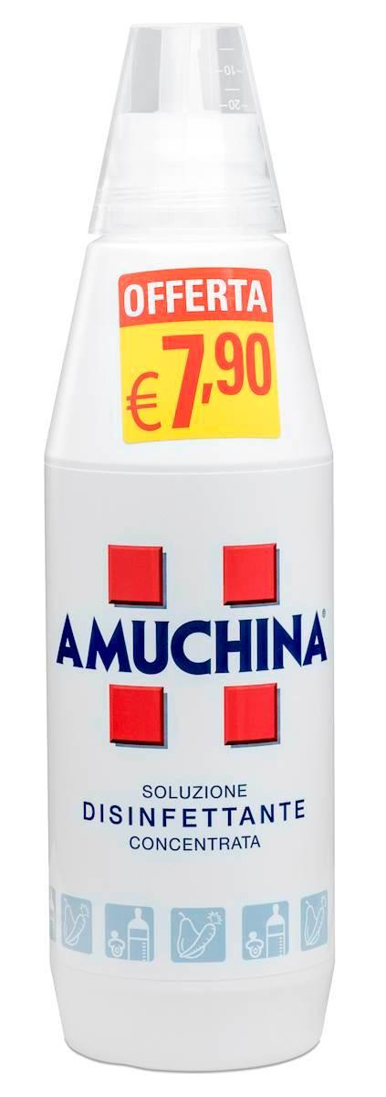 Image of Amuchina Soluzione Disinfettante Concentrata 1000 ml Promo