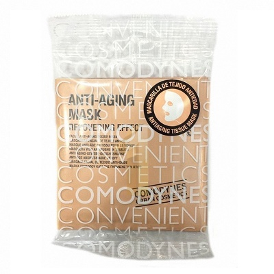Comodynes Anti Aging Mask Recovering Effect 3 Pezzi