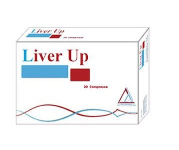Image of AdiPharma Liver Up Integratore Alimentare 20 Compresse 934867262
