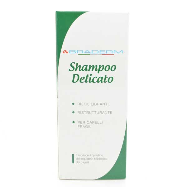 Image of Anatricos Shampoo Delicato 200ml 934979586
