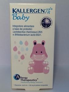 Allergy Therapeutics Kallergen Th Baby Gocce 6ml