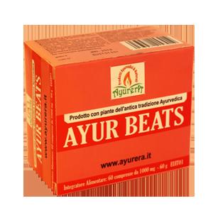 Image of Ayurera Ayur Beats Integratore Alimentare 60 Compresse 935205359